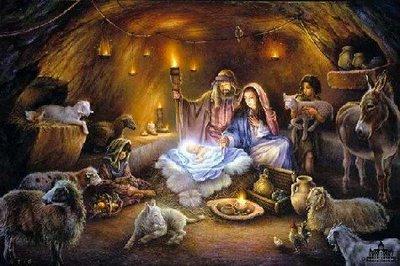 Immagini Santo Natale.Suore S Famiglia Di Spoleto Il Santo Natale Una
